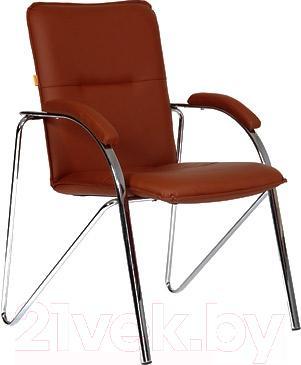 Стул офисный Chairman 850 (коричневый)