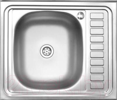 Мойка кухонная Melana MLN-6050 L (0.4)