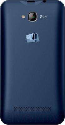 Смартфон Micromax Bolt Q324 (темно-синий)