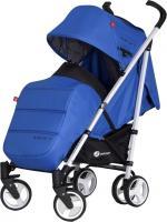 Детская прогулочная коляска Euro-Cart Mori (сапфир) -
