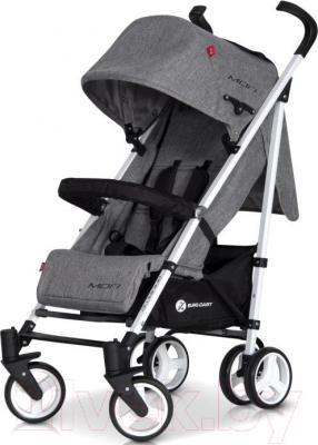 Детская прогулочная коляска Euro-Cart Mori (сапфир) - прогулочная