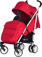 Детская прогулочная коляска Euro-Cart Mori (Scarlet) -