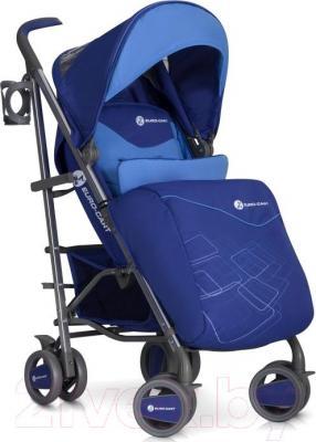 Детская прогулочная коляска Euro-Cart Crossline (сапфир) - чехол для ног