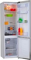 Холодильник с морозильником Beko CN333100S -