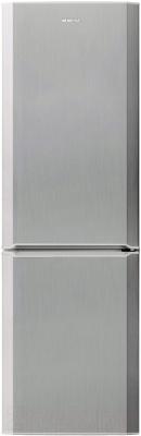 Холодильник с морозильником Beko CN333100S - общий вид