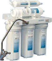 Фильтр питьевой воды АкваОсмос АО 5 PP 5 + GAC-KDF + CBC + ИОС + Т 33 -