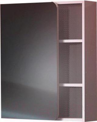 Шкаф с зеркалом для ванной Belux Сена ВШ65
