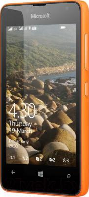 Смартфон Microsoft Lumia 430 Dual (оранжевый)