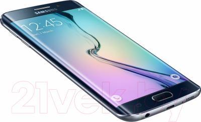 Смартфон Samsung Galaxy S6 Edge / G925F (32Gb, черный)