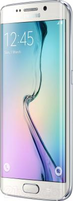 Смартфон Samsung Galaxy S6 Edge / G925F (белый)