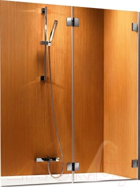Стеклянная шторка для ванны Radaway Carena PND/L (202201-108L)