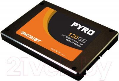 SSD диск Patriot PP120GS25SSDR - общий вид
