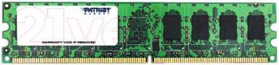 Оперативная память DDR2 Patriot PSD21G800816