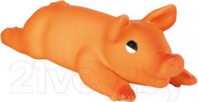 Игрушка для животных Trixie Свинка 3540 (со звуком) - общий вид