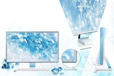 Монитор Samsung S24E391HL (LS24E391HLO/RU) - уникальный дизайн