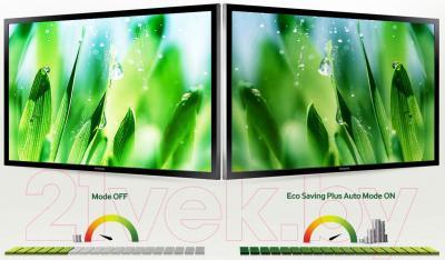 Монитор Samsung S24E391HL (LS24E391HLO/RU) - экономный режим