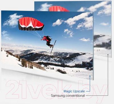 Монитор Samsung S24E391HL (LS24E391HLO/RU) - автоматическое сглаживание