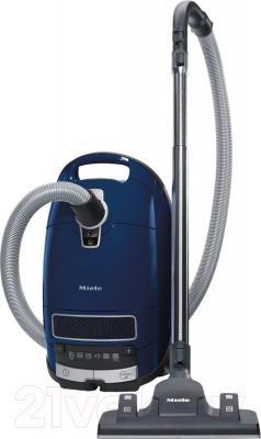 Пылесос Miele SGSE1 Complete C3 Celebration (морской синий) - общий вид