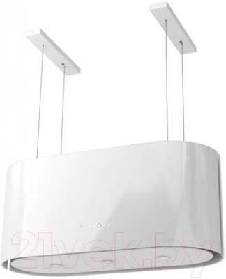 Вытяжка декоративная Exiteq EX-5319 (белый)