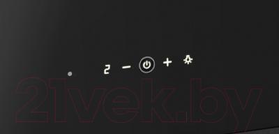 Вытяжка декоративная Exiteq EX-5209 (черный)