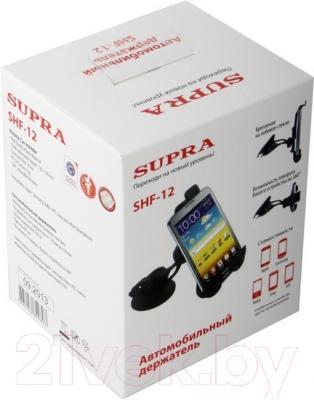 Держатель для портативных устройств Supra SHF-12