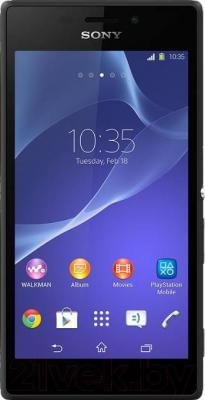 Смартфон Sony Xperia M2 / D2303 (черный)
