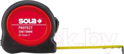 Рулетка Sola PE 5m (50550601) - общий вид