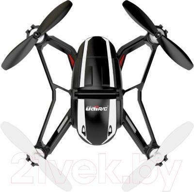 Радиоуправляемая игрушка UDI Квадрокоптер U841 (с HD видеокамерой) - вид сверху