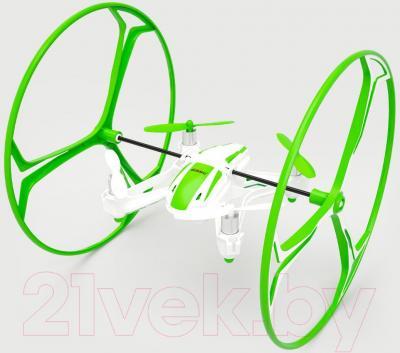Радиоуправляемая игрушка UDI Квадрокоптер U843 - комплектация для езды по стенам и потолку