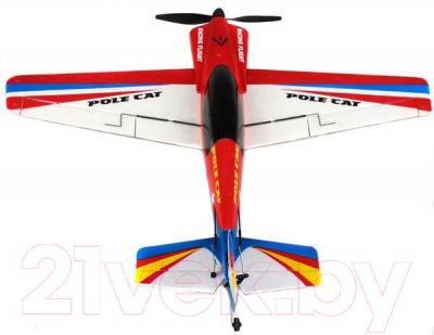 Радиоуправляемая игрушка WLtoys Самолет F939 - вид сверху