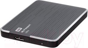 Внешний жесткий диск Western Digital My Passport Ultra 2TB Titanium (WDBMWV0020BTT)