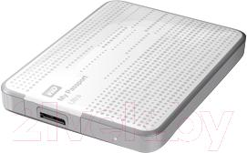 Внешний жесткий диск Western Digital My Passport Ultra 1TB White (WDBZFP0010BWT)