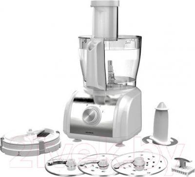 Кухонный комбайн Supra FPS-7715 (белый)