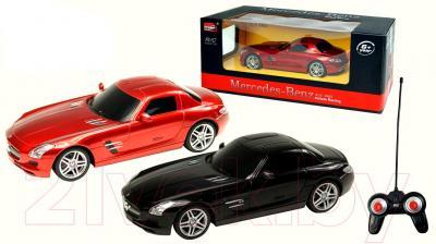 Радиоуправляемая игрушка MZ Автомобиль R/C Benz SLS 27046 - модель по цвету не маркируется