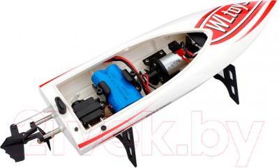 Радиоуправляемая игрушка WLtoys Катер WL911 - моторный отсек