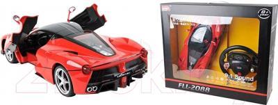Радиоуправляемая игрушка MZ Автомобиль Ferrari Laferrari 2088F