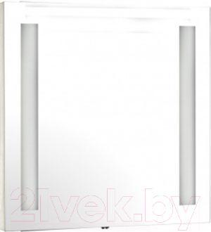 Зеркало для ванной Аква Родос Милано 80 (с подсветкой)