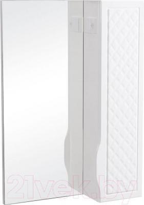 Шкаф с зеркалом для ванной Аква Родос Родорс 65 (правый)