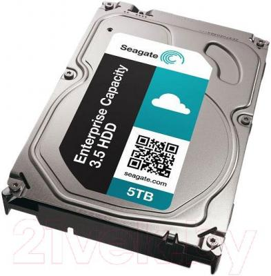 Жесткий диск Seagate Enterprise Capacity 5TB (ST5000NM0084) - общий вид