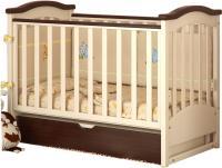 Детская кроватка Baby Dream Prestige 2 (крем-орех) -