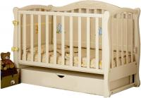 Детская кроватка Baby Dream Prestige 5 (ваниль) -