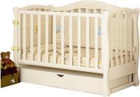 Детская кроватка Baby Dream Prestige 5 (белый) -