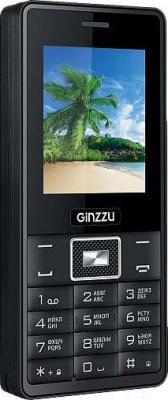 Мобильный телефон Ginzzu R4 Dual (черный)