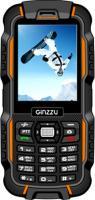 Мобильный телефон Ginzzu R6 Dual (оранжево-черный) -