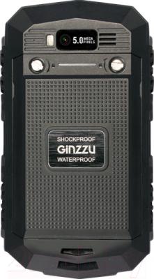 Смартфон Ginzzu RS7 Dual (черный)