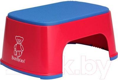 Табурет-подставка BabyBjorn 0611.05 (красный) - общий вид