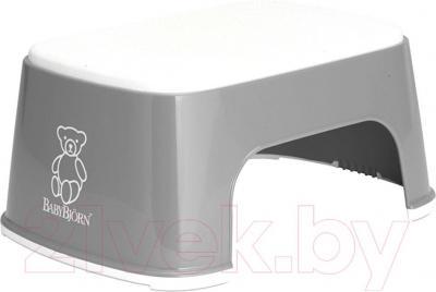 Табурет-подставка BabyBjorn 0611.25 (серый) - общий вид
