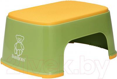 Табурет-подставка BabyBjorn 0611.62 (зеленый) - общий вид