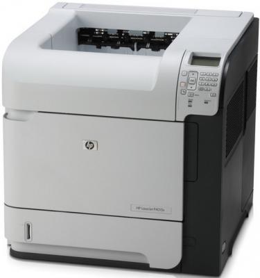 Принтер HP LaserJet P4014dn (CB512A) - общий вид