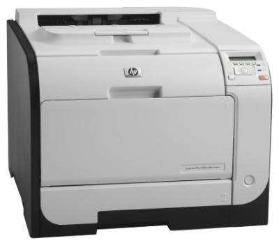 Принтер HP LaserJet Pro 400 M451nw (CE956A) - общий вид